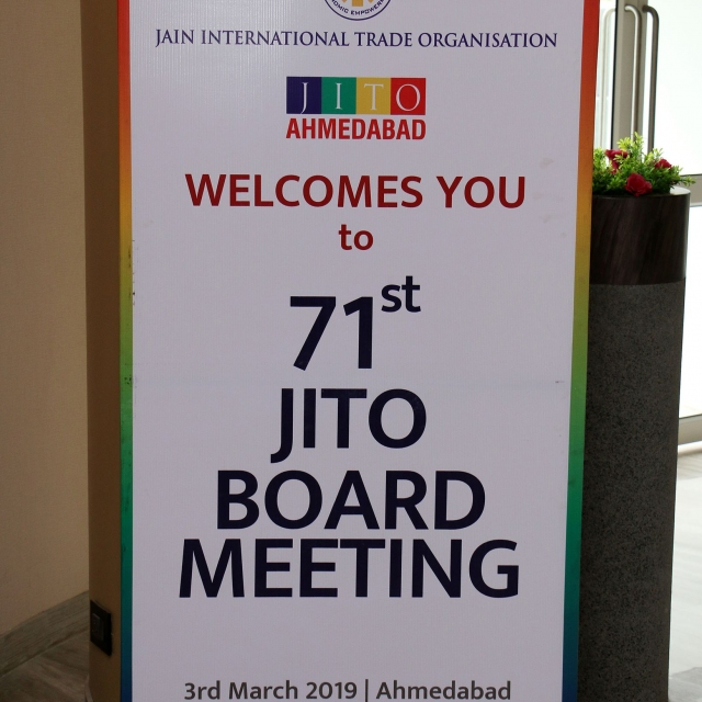 71st JITO Board Meeting
